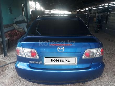 Mazda 6 2003 года за 2 300 000 тг. в Алматы – фото 3
