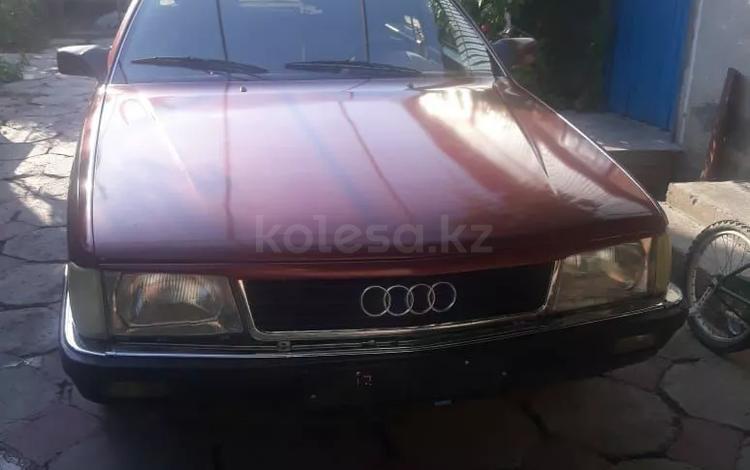 Audi 100 1987 года за 1 000 000 тг. в Шу