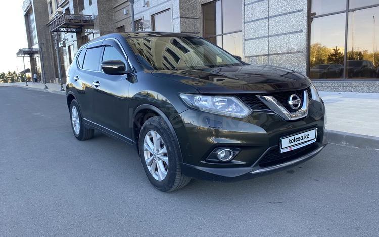 Nissan X-Trail 2014 года за 8 500 000 тг. в Нур-Султан (Астана)