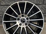 Оригинальные диски G 63 AMG G500 Авто диски на Mercedes Geländewagen за 1 300 000 тг. в Алматы – фото 5