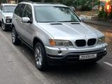 BMW X5 2002 года за 3 700 000 тг. в Алматы – фото 2