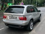 BMW X5 2002 года за 3 700 000 тг. в Алматы – фото 3