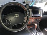 Lexus LX 470 2003 года за 7 500 000 тг. в Шымкент – фото 5