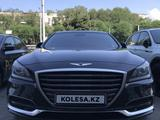 Genesis G80 2019 года за 14 500 000 тг. в Алматы – фото 3