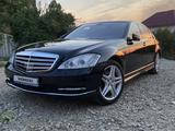 Mercedes-Benz S 55 2007 года за 5 900 000 тг. в Алматы – фото 4