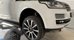 Двигатель на Land Rover (5.0, 3.0, 4.4, 4.2; Бензин, Дизель)… за 150 000 тг. в Алматы – фото 5