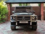 Mercedes-Benz G 500 2012 года за 26 700 000 тг. в Алматы – фото 3