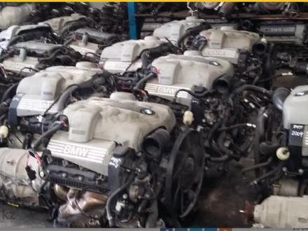 Двигатель M62 N62 за 400 000 тг. в Алматы