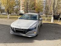 Hyundai Elantra 2021 года за 10 500 000 тг. в Нур-Султан (Астана)