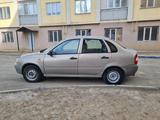ВАЗ (Lada) Kalina 1118 (седан) 2006 года за 740 000 тг. в Атырау – фото 3