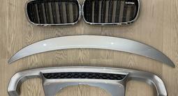 Диффузор заднего бампера для BMW X6M (F86) за 100 000 тг. в Нур-Султан (Астана) – фото 2