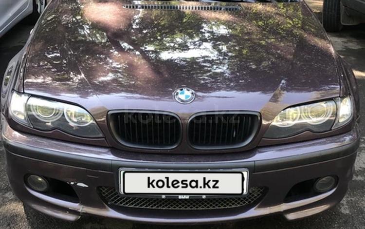BMW 318 2002 года за 3 600 000 тг. в Алматы