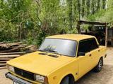 ВАЗ (Lada) 2107 2001 года за 1 000 000 тг. в Алматы – фото 3