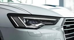 Audi A6 45 TFSI Quattro 2021 года за 31 722 000 тг. в Алматы – фото 4