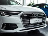 Audi A6 45 TFSI Quattro 2021 года за 30 183 400 тг. в Алматы – фото 5