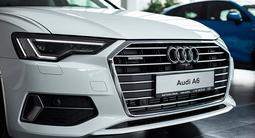 Audi A6 45 TFSI Quattro 2021 года за 31 722 000 тг. в Алматы – фото 5