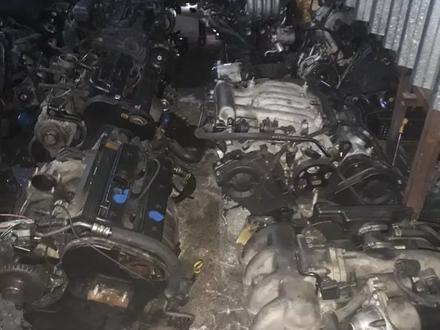 Двигатель за 555 тг. в Алматы