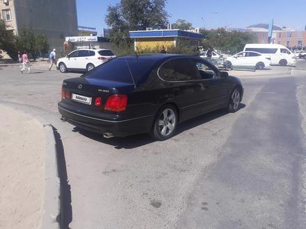 Lexus GS 300 2003 года за 2 200 000 тг. в Уральск – фото 2