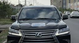 Lexus LX 570 2018 года за 39 000 000 тг. в Алматы – фото 2