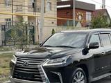 Lexus LX 570 2018 года за 39 000 000 тг. в Алматы – фото 4