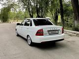 ВАЗ (Lada) Priora 2170 (седан) 2013 года за 2 550 000 тг. в Алматы – фото 3