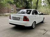 ВАЗ (Lada) Priora 2170 (седан) 2013 года за 2 550 000 тг. в Алматы – фото 4