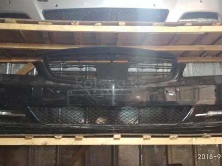 Бампер передний в сборе от Mercedes S w221 рестайлинг за 300 000 тг. в Алматы