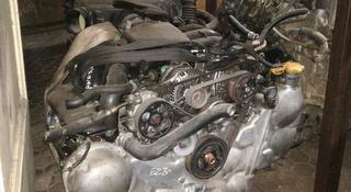 Двигатель на Субару Трибека 3, 0л.EZ30 за 420 000 тг. в Алматы