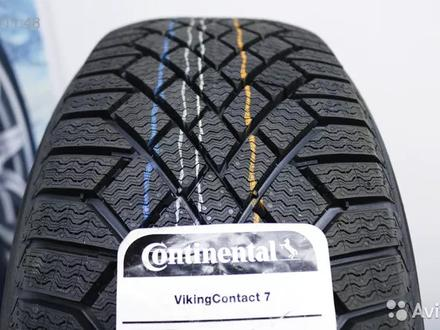 Шины Continental 245/50/r18 Viking contact 7 за 76 500 тг. в Алматы – фото 2