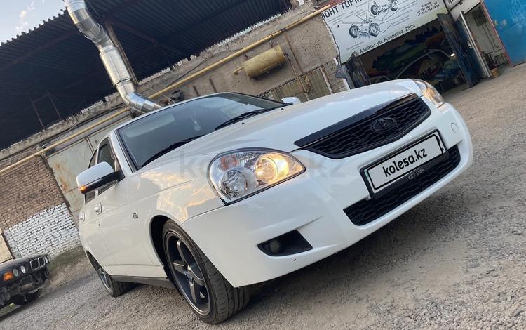 ВАЗ (Lada) Priora 2170 (седан) 2014 года за 2 700 000 тг. в Алматы