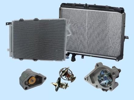 Радиатор на Kia Sportage 1993-2018 за 500 тг. в Алматы – фото 2