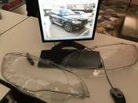BMW x5стекла фар новые за 70 000 тг. в Караганда