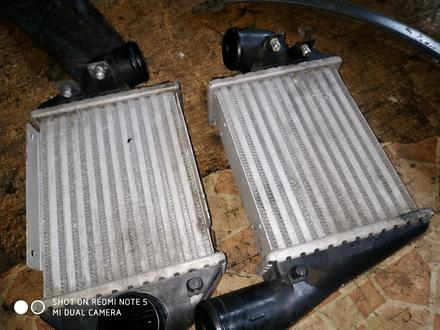 Радиаторы интеркулера на Ауди Аллроад Audi Allroad 2.7 biturbo оригинал за 15 000 тг. в Алматы – фото 5