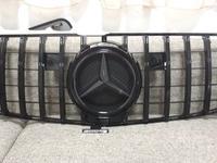 Решетка радиатора Mercedes GLS X 166 x166 Black GT за 95 000 тг. в Алматы