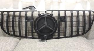 Решетка радиатора Mercedes GLS X 166 x166 Black GT за 150 000 тг. в Алматы