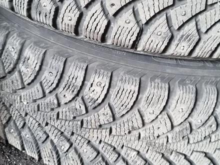 Комплект дисков с резиной за 80 000 тг. в Нур-Султан (Астана) – фото 2