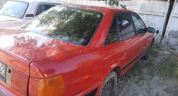 Audi 100 1991 года за 1 200 000 тг. в Талдыкорган – фото 2