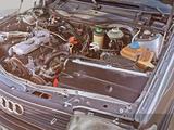 Audi 100 1990 года за 1 500 000 тг. в Шолаккорган – фото 4
