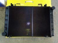 Радиатор Охлаждения Газель Н/о 2-х Рядный Медный за 47 540 тг. в Караганда