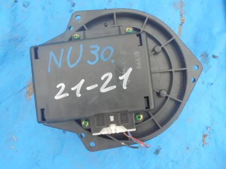 Моторчик печки Nissan Presage за 20 000 тг. в Усть-Каменогорск