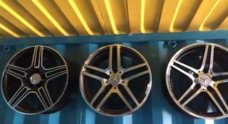 Литые диски r14-22 новые с оаэ за 75 000 тг. в Алматы