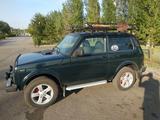 ВАЗ (Lada) 2121 Нива 2015 года за 3 150 000 тг. в Нур-Султан (Астана) – фото 2