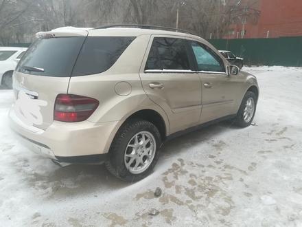 Mercedes-Benz ML 350 2005 года за 5 000 000 тг. в Капшагай – фото 4