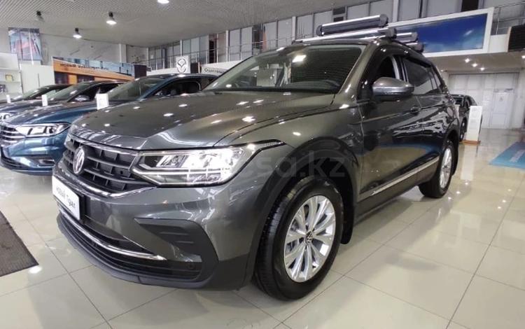 Volkswagen Tiguan Respect 2021 года за 13 295 000 тг. в Усть-Каменогорск