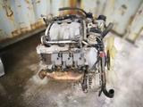 Двигатель на мерседес Vito-Viano 112/272 объём 3.2-3.5 w639 за 10 101 тг. в Алматы – фото 5