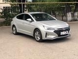Hyundai Elantra 2019 года за 7 500 000 тг. в Алматы – фото 2