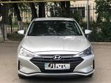 Hyundai Elantra 2019 года за 7 500 000 тг. в Алматы – фото 3