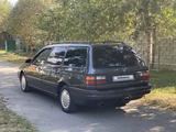 Volkswagen Passat 1992 года за 1 600 000 тг. в Алматы – фото 2