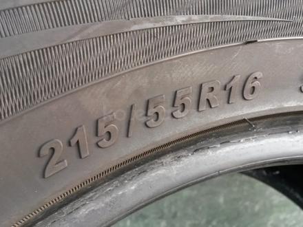 Р 16 215/55 COMFOR пара из Европы. за 25 000 тг. в Караганда – фото 2