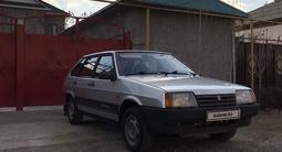 ВАЗ (Lada) 2109 (хэтчбек) 2003 года за 690 000 тг. в Кызылорда – фото 4